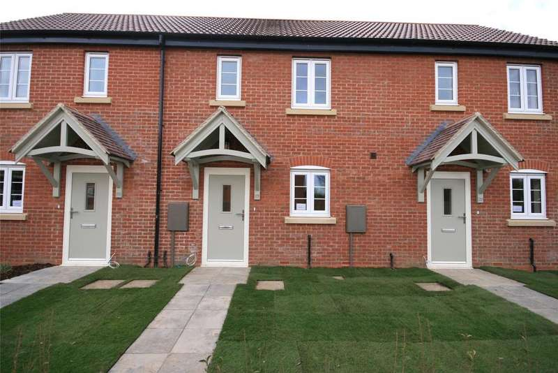 2 Bedrooms Terraced House for sale in The Quadrant, Boston, PE21