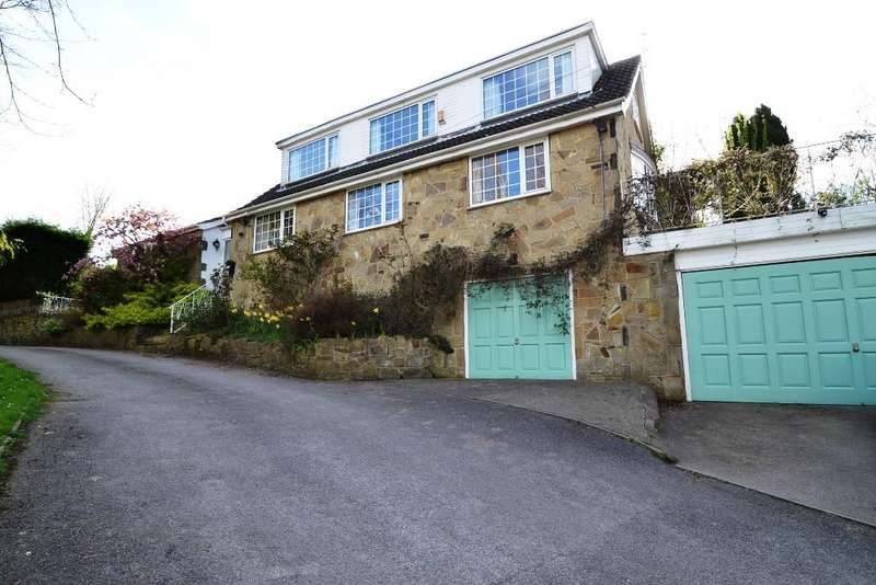 4 Bedrooms Detached House for sale in Bradford Road, Idle,