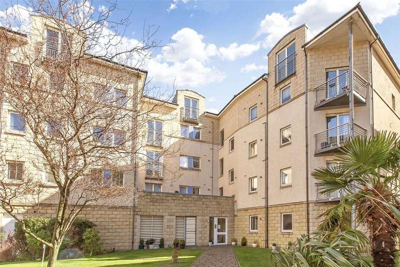 2 Bedrooms Flat for sale in 112/7 North Fettes Apartments, Crewe Road North, Edinburgh, EH5