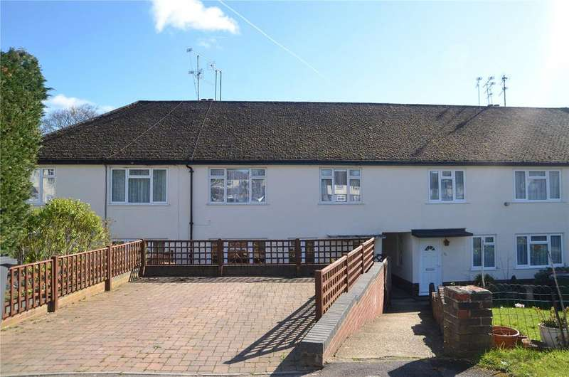 2 Bedrooms Maisonette Flat for sale in Dudley Close, Tilehurst, Reading, Berkshire, RG31