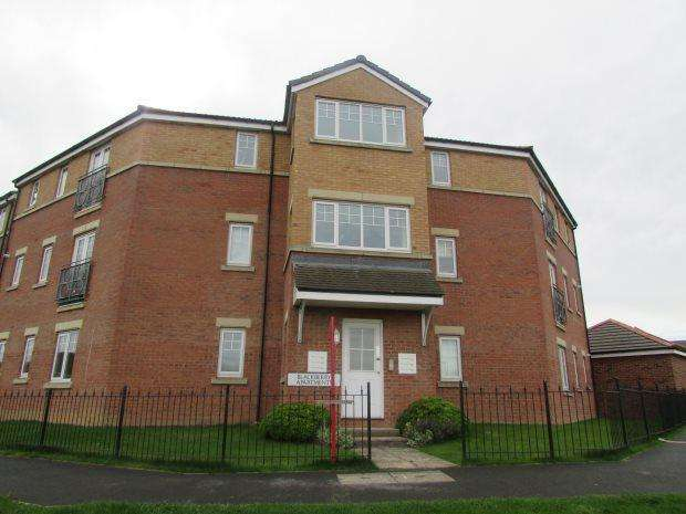 2 Bedrooms Flat for rent in BLACKBERRY APARTMENTS, BISHOP CUTHBERT, HARTLEPOOL