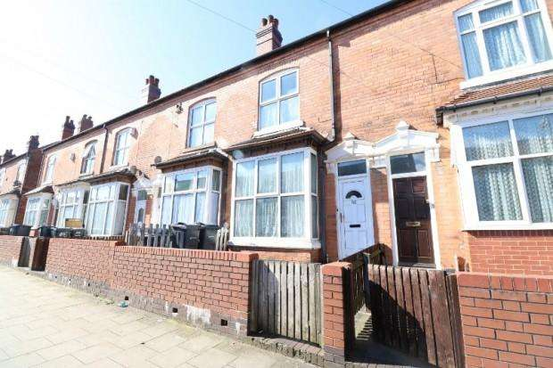 3 Bedrooms Terraced House for sale in Headingley Road, Handsworth, B21