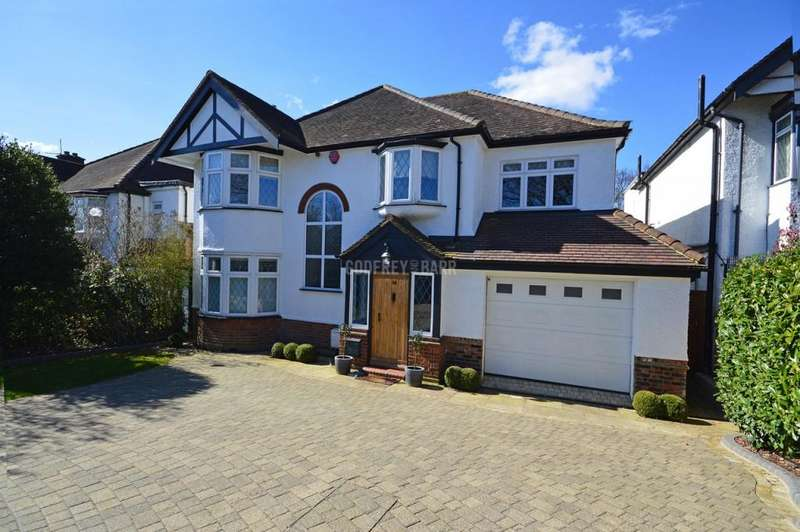 5 Bedrooms Detached House for sale in Parkside, Mill Hill