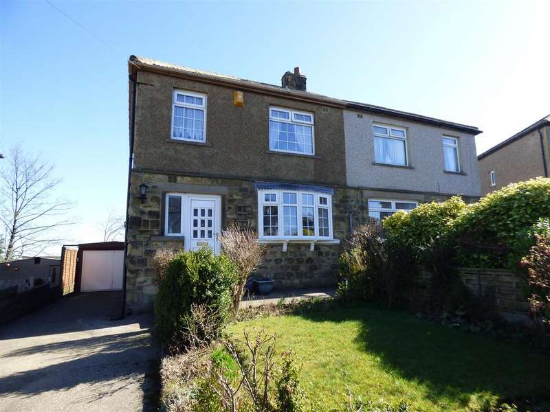 3 Bedrooms Semi Detached House for sale in Fagley Drive, Bradford