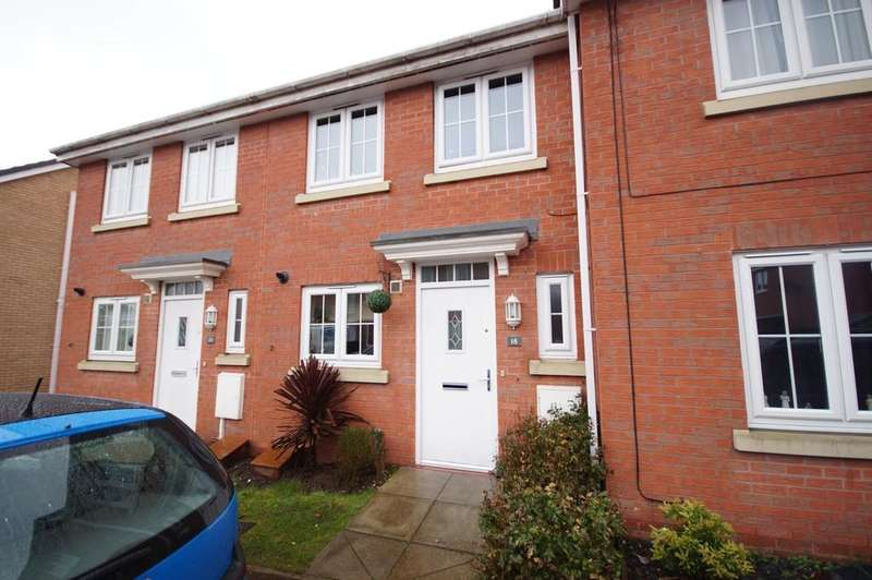 2 Bedrooms Terraced House for sale in Magnus Court, North Hykeham
