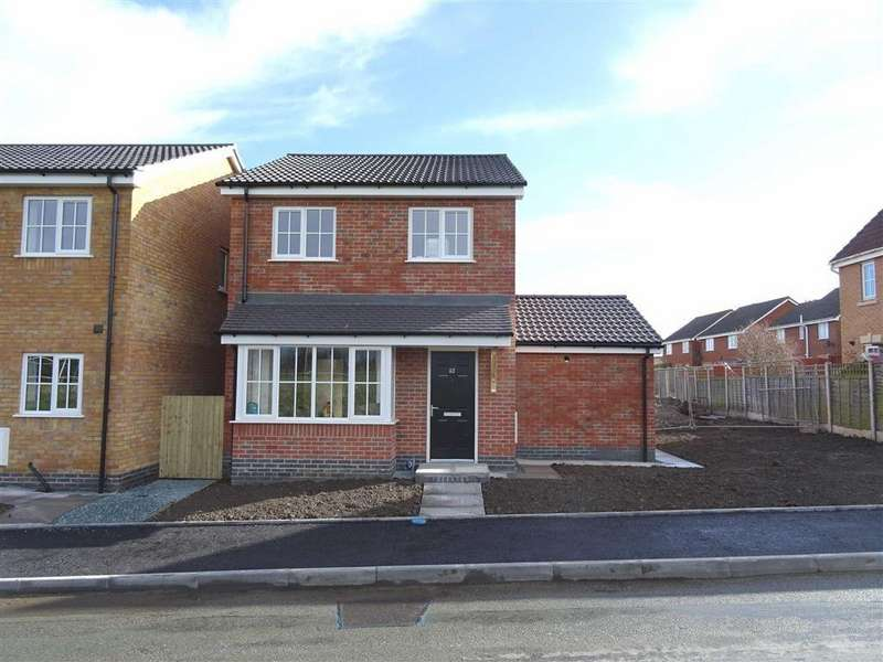 3 Bedrooms Detached House for sale in 23, Weston Road, Morda, Oswestry, Shropshire, SY10