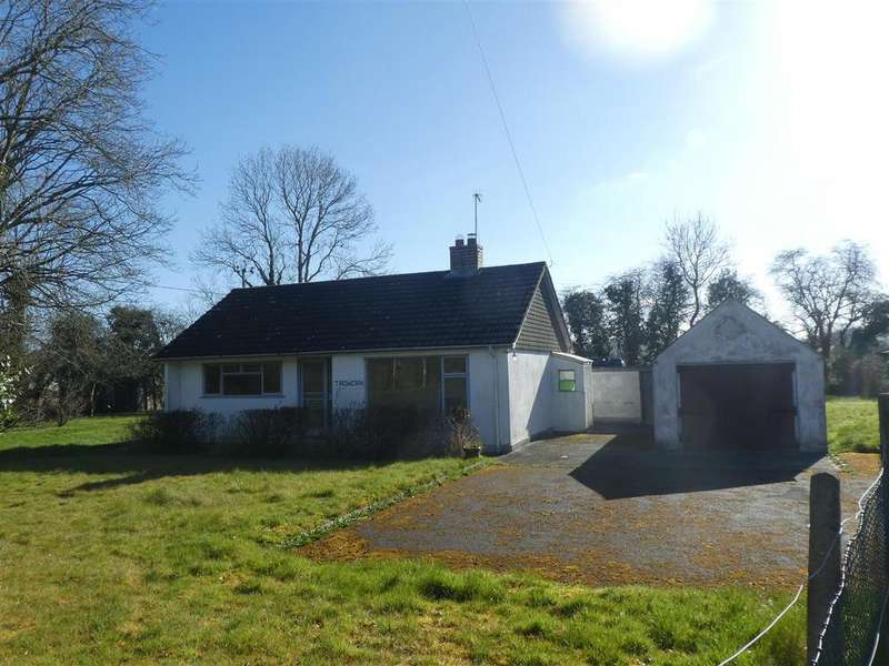 2 Bedrooms Detached Bungalow for sale in Felinfach, Lampeter