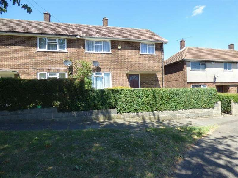 3 Bedrooms Semi Detached House for sale in Clifton Close, Strood, Rochester