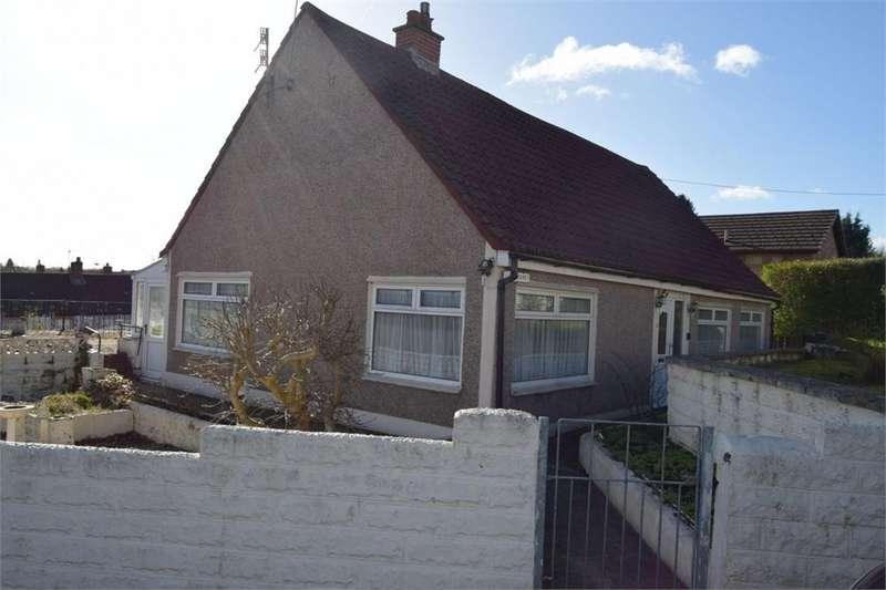 3 Bedrooms Detached Bungalow for sale in Oak Street, Blackwood
