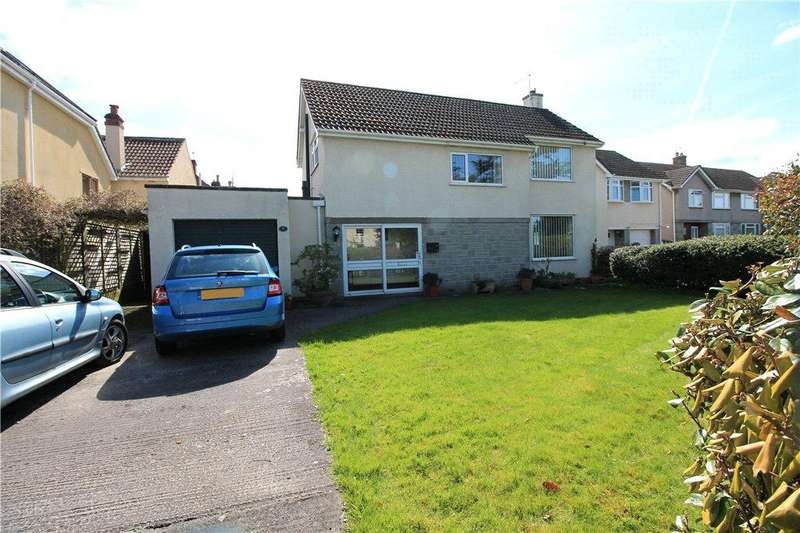 3 Bedrooms Detached House for sale in Yatton, North Somerset, BS49