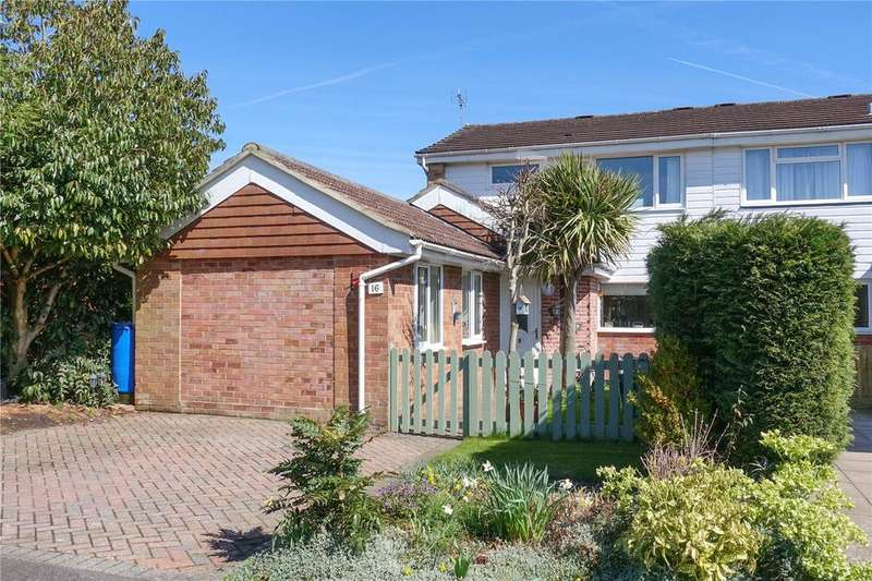 3 Bedrooms Semi Detached House for sale in Finches Green, Alton, Hampshire