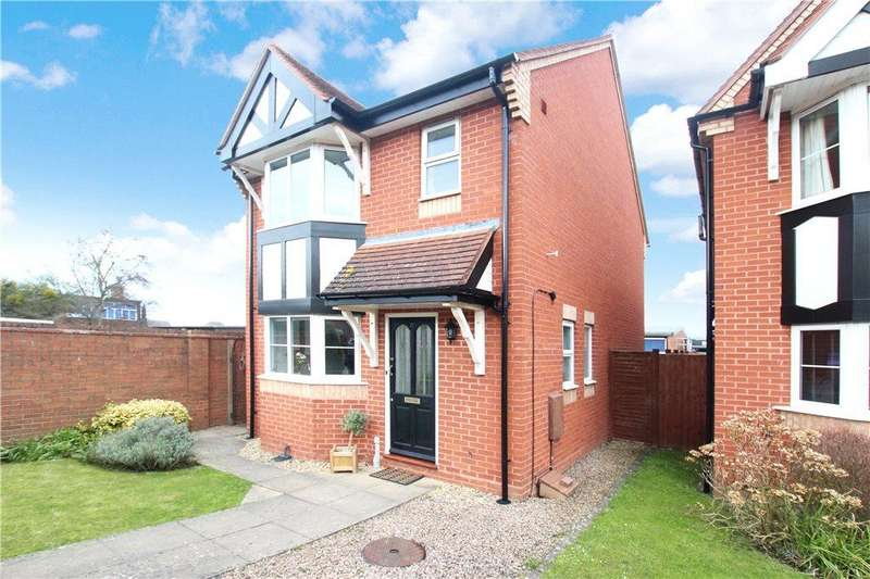 3 Bedrooms Detached House for sale in Somers Park Avenue, Malvern, Worcestershire, WR14
