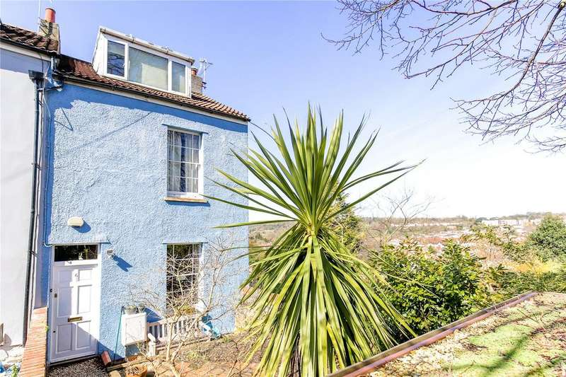 3 Bedrooms End Of Terrace House for sale in Bellevue Cottages, Westbury-on-Trym, Bristol, BS9