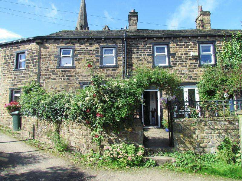 3 Bedrooms Terraced House for sale in Rose Cottage, 5-7 John Street, Cullingworth