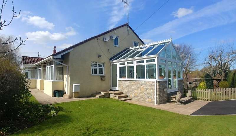 4 Bedrooms Detached House for sale in Chew Stoke, Near Bristol