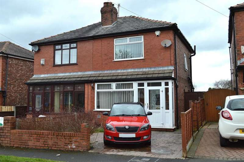 2 Bedrooms Semi Detached House for sale in Thornlea Avenue, Oldham, , OL8 3PX