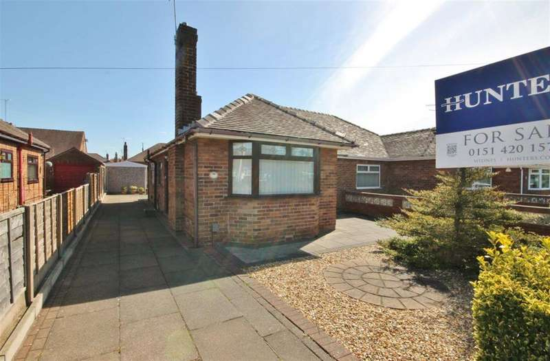 2 Bedrooms Semi Detached Bungalow for sale in Clincton View, Widnes, WA8 8JL