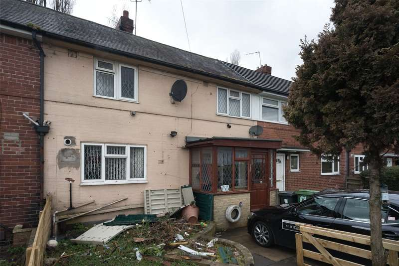 3 Bedrooms Terraced House for sale in Amberton Crescent, Leeds, West Yorkshire, LS8