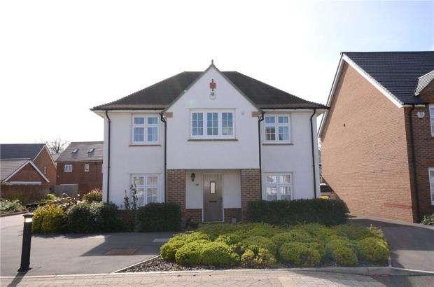 4 Bedrooms Detached House for sale in Goldcrest Road, Bracknell, Berkshire