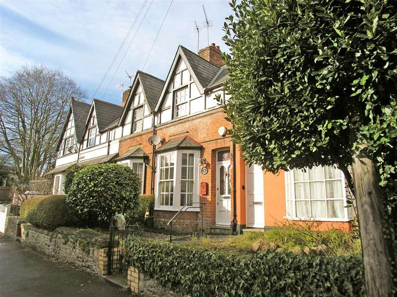 2 Bedrooms Terraced House for sale in Heol Fair, Llandaff