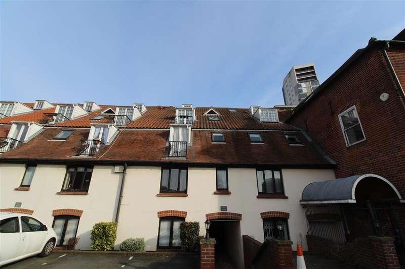 2 Bedrooms Apartment Flat for sale in Stoke Bridge Maltings, Ipswich
