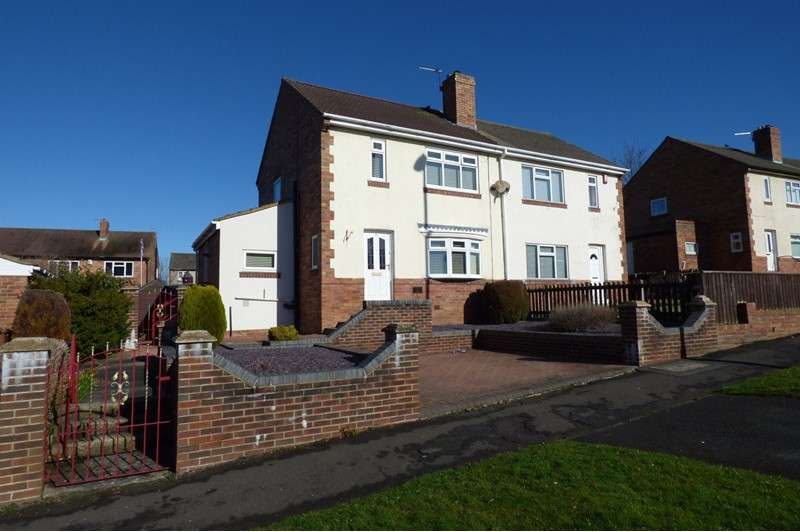 2 Bedrooms Property for sale in Gillas Lane, Houghton le Spring, Houghton Le Spring, Tyne and Wear, DH5 8HJ
