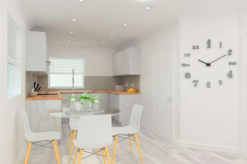 1 Bedroom Flat for sale in Tresham Street, Kettering, NN16