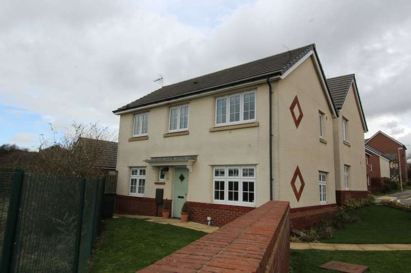3 Bedrooms Detached House for sale in Currane Road, Nuneaton, CV10