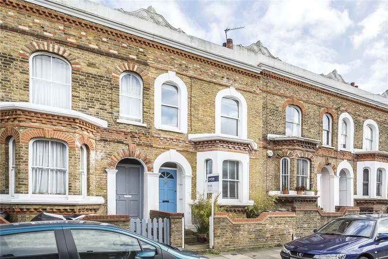 4 Bedrooms Terraced House for sale in Mayall Road, London, SE24