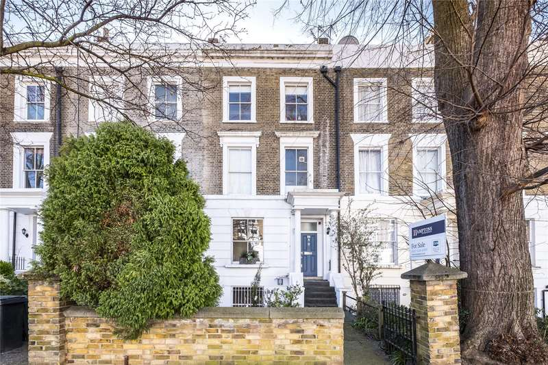 3 Bedrooms Apartment Flat for sale in Morton Road, London, N1