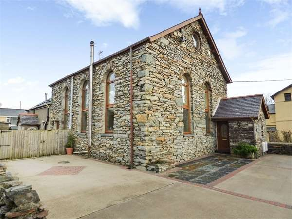 7 Bedrooms Detached House for sale in Pentrefelin, Criccieth, Gwynedd
