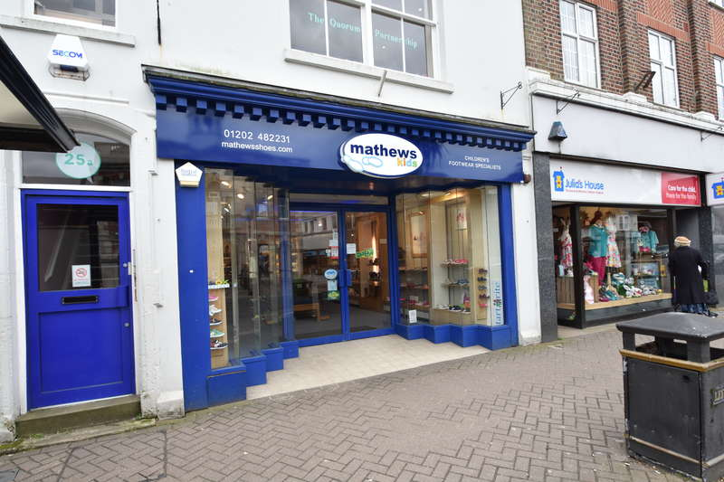 Shop Commercial for rent in 25 High Street, Christchurch, Dorset BH23 1AB