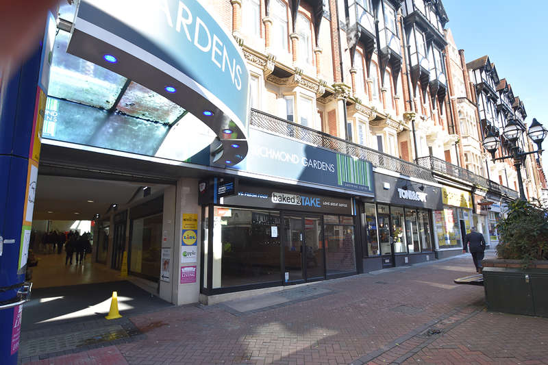 Commercial Development for sale in 83-91 Old Christchurch Road (Freehold/Part Long Leasehold), Bournemouth, BH1 1EP