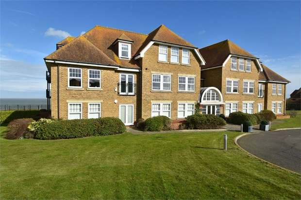 2 Bedrooms Flat for sale in Bayside Heights, Joss Gap Road, Broadstairs, Kent