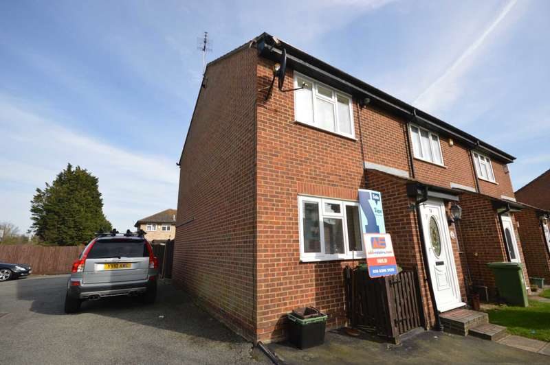 2 Bedrooms End Of Terrace House for sale in Halifield Drive, Belvedere