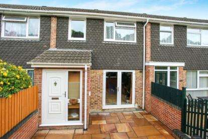 3 Bedrooms Terraced House for sale in Salisbury, Wiltshire
