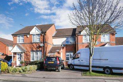 2 Bedrooms Terraced House for sale in Priorygate Way, Bordesley Green, Birmingham, West Midlands