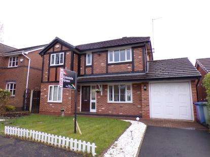 3 Bedrooms Detached House for sale in Ambleside Road, Allerton, Liverpool, Merseyside, L18