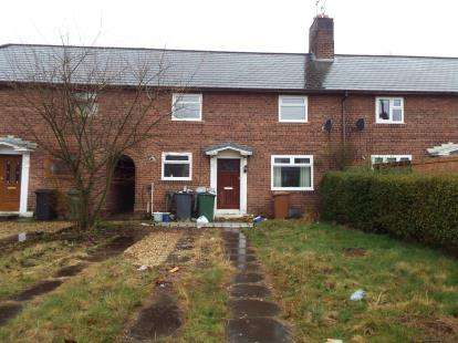 3 Bedrooms Terraced House for sale in Ashfield Crescent, Bromborough, Wirral, CH62
