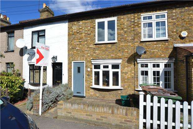 2 Bedrooms Terraced House for sale in Richmond Road, Beddington, CR0 4SQ