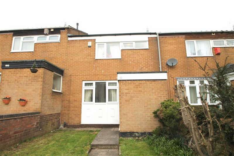 3 Bedrooms Terraced House for sale in Wisley Way, Quinton