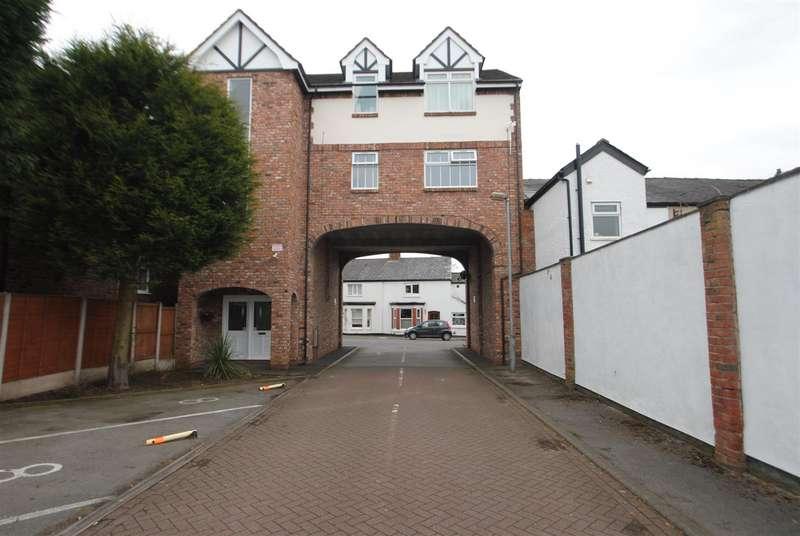 2 Bedrooms Apartment Flat for sale in Kings Mews, Bedford Street, STOCKTON HEATH, Warrington, WA4