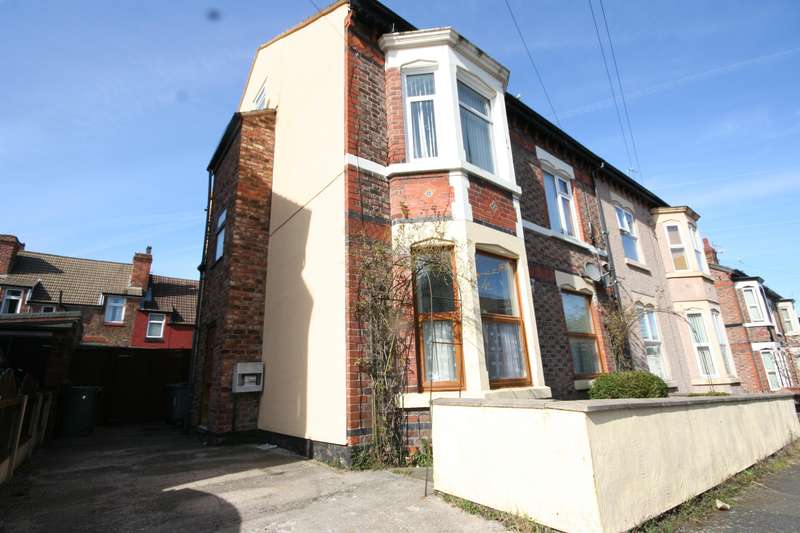 2 Bedrooms Ground Flat for sale in Cumberland Road, Wallasey, CH45 1HY