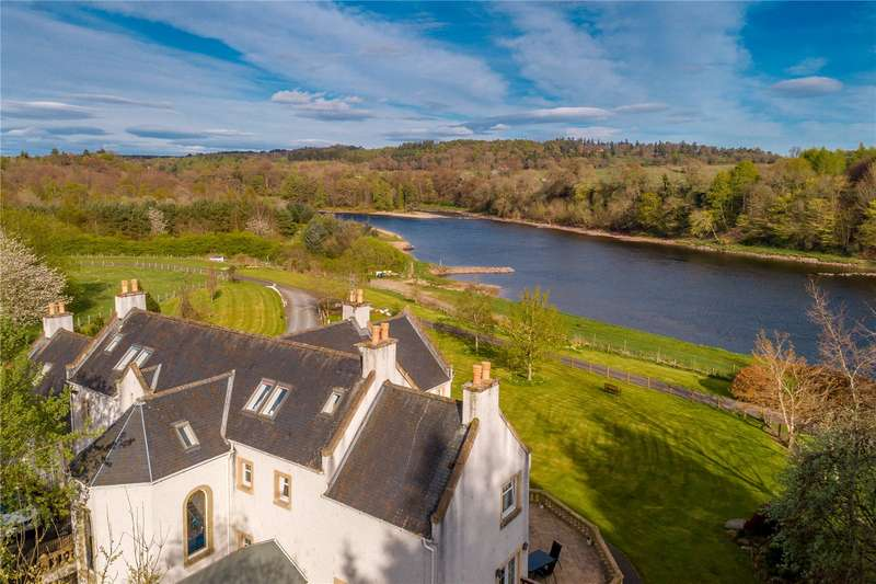 5 Bedrooms Detached House for sale in The Beaches, Burnmouth Ferry, Perth, Perthshire, PH1