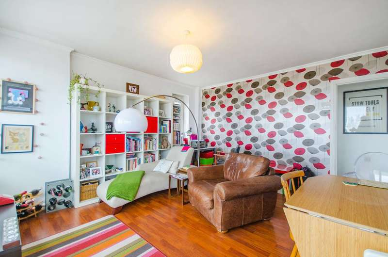1 Bedroom Flat for sale in Camdenhurst Street, Limehouse, E14