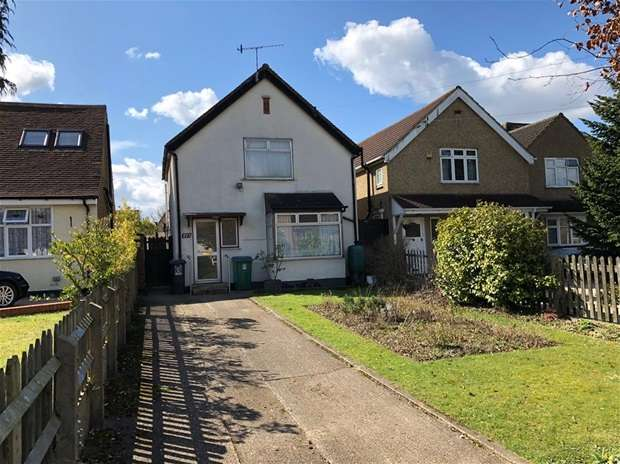 3 Bedrooms Detached House for sale in Sheepcot Lane, Watford