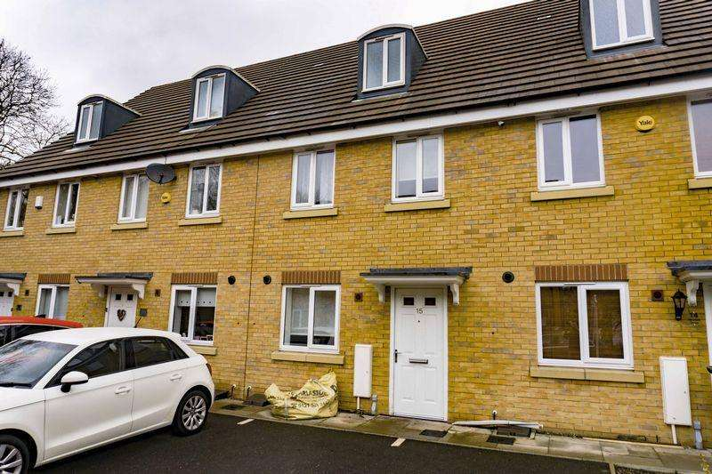 3 Bedrooms Town House for sale in Penmire Grove, Walsall