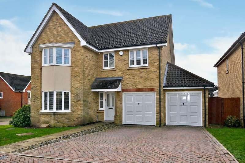 4 Bedrooms Detached House for sale in Freathy Lane, Kennington, Ashford