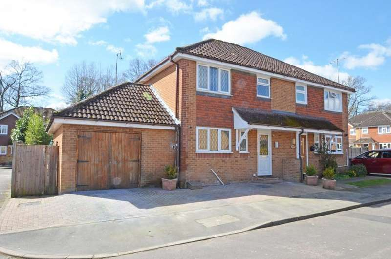 3 Bedrooms Semi Detached House for sale in Milford