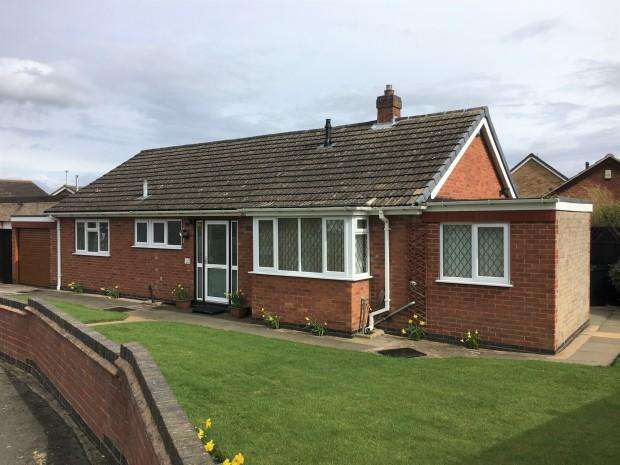 3 Bedrooms Bungalow for sale in Cranmere Road Cranmere Road, Melton Mowbray, LE13